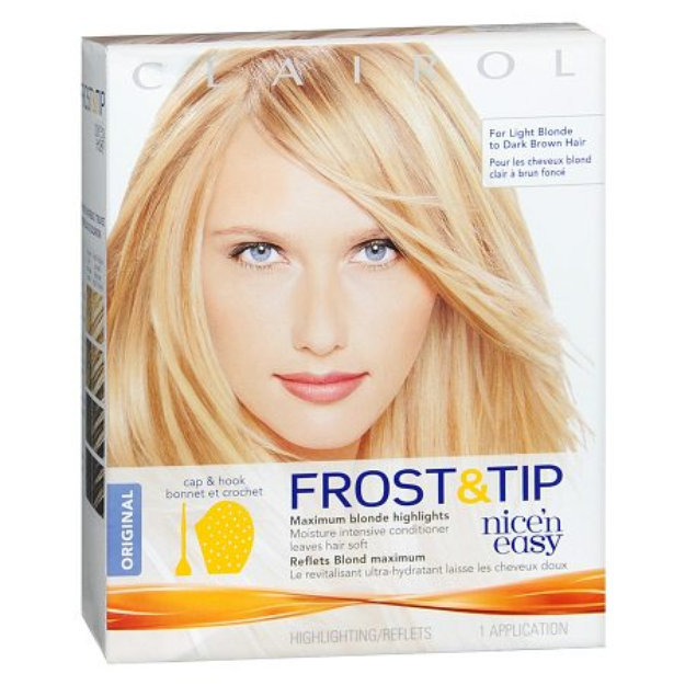 Clairol Nice N Easy Frost Tip Blonde Highlights Reviews