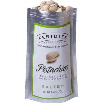 Feridies 6oz Bag Salted Pistachios