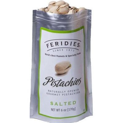 Feridies 6oz Bag Salted Pistachios