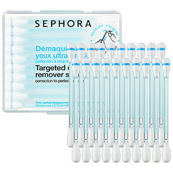 SEPHORA COLLECTION Targeted Eye Remover Swabs