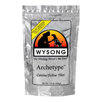 Wysong TNT Diets Raw Archetype Burgers Pet Food