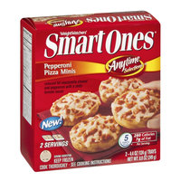 Weight Watchers Smart Ones Anytime Selections Pepperoni Pizza Minis