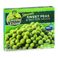 Green Giant Steamers Sweet Peas & Butter Sauce