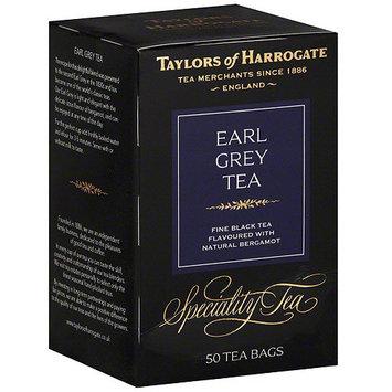 Taylor's Of Harrogate Earl Grey Tea Bags, 50ct (Pack of 6)