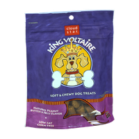 Cloud Star King Voltaire Natural Peanut Butter & Jelly Flavor Soft & Chewy Dog Treats
