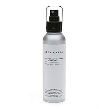 ACCA KAPPA White Moss Natural Deodorant Spray