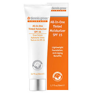 Dr. Dennis Gross Skincare All-in-One Tinted Moisturizer Sunscreen SPF 15