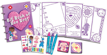 Tara Toys Tara Toy Disney Doc McStuffins Big Book of Boo Boos Stick N' Stamp Activity