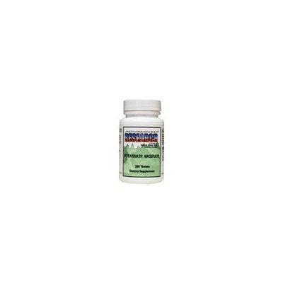 Advanced Nutritional Potassium Arginate 200 Tabs