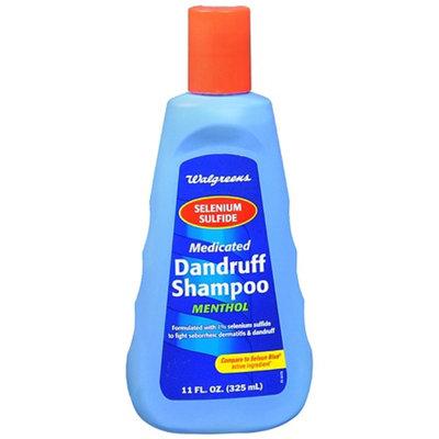 Walgreens Medicated Dandruff Shampoo