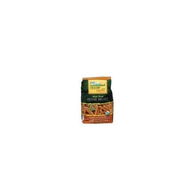 Field Day Pasta, Og, Ww, Penne Rigate, 16-Ounce (Pack of 6)