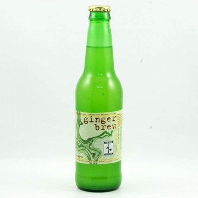 Maine Root Ginger Brew (6 bottles)