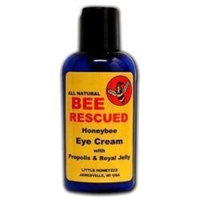 Bee Rescued, The Original Honeybee Eye Cream with Propolis & Royal Jelly, 2 fl oz
