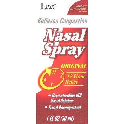 Lee Nasal Spray Original 12 Hour Relief Compare to Afrin - 1.0 Oz