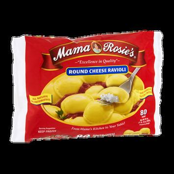 Mama Rosie's Round Cheese Ravioli - 80 CT