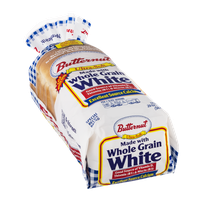Butternut Whole Grain White Bread