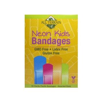 All Terrain Kid's Latex-Free Neon Bandages