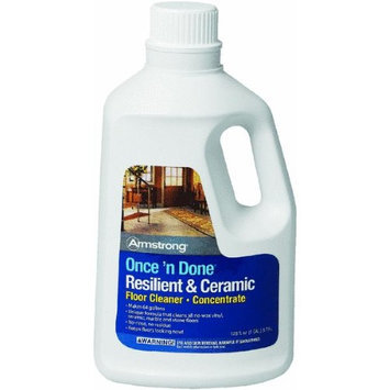 Armstrong World Cleaners, Floor Care Armstrong Once 'N Done Floor Cleaner Concentrate