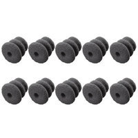 Plantronics Tristar Ear Cushion 41925-01 (10-Pack) Ear Loop Cushion and Stabilizer for Tristar