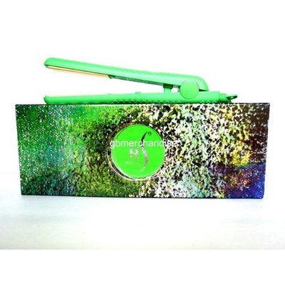 Herstyler Green Flat Iron Ceramic Straightener Colorful Seasons 7 New Collection