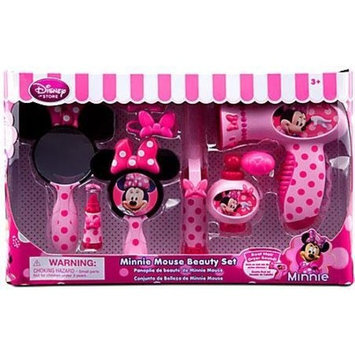 Disney Minnie Mouse Beauty Set (Real Hair Dryer Sound)