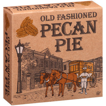 Generic Fashioned Pecan Pie, 4 oz
