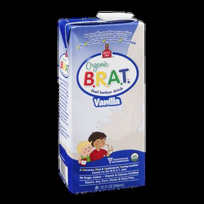 B.R.A.T. Organic Vanilla Feel Better Drink
