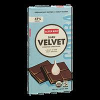 Alter Eco Organic Chocolate Dark Velvet