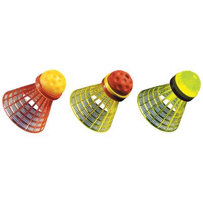 Speedminton Mixed Speeders, 24-Pack