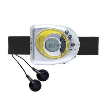 Spectra Merchandising International Jensen SAB-55 AM/FM Armband Radio