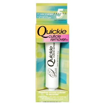 5 Second Nail Quickie Cuticle Remover, 0.5-Ounce (Pack of 8)