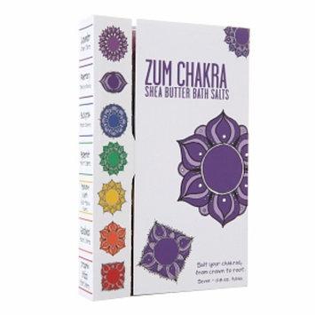 Zum Chakra Bath Salt Gift Set