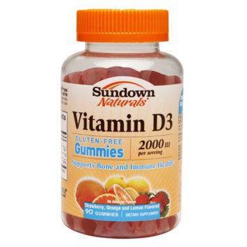 Sundown Naturals Sundown Natural Vitamin D Gummies - 90 Count