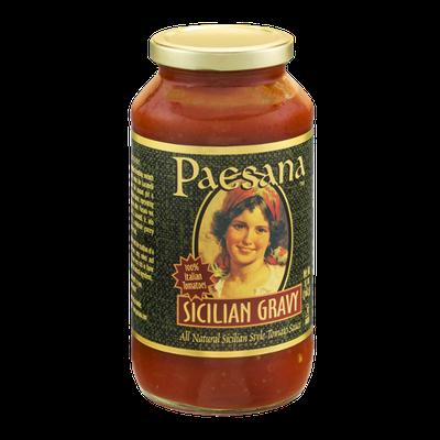 Paesana Tomato Sauce Sicilian Gravy