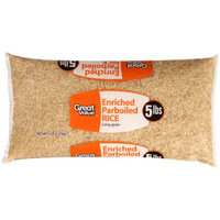 Walmart Great Value Enriched Parboiled Rice, 5 lbs