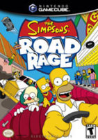 Electronic Arts Simpsons' Road Rage