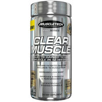 MuscleTech Clear Muscle Dietary Supplement, 84 count