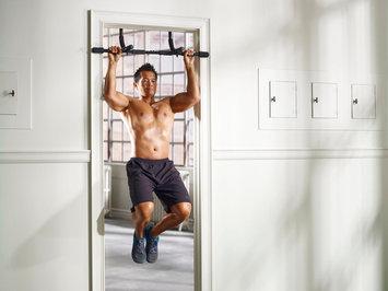 Weider Health & Fitness Gold's Gym 5 in 1 Door Gym
