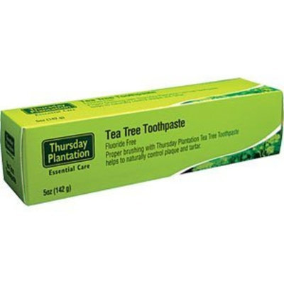 Nature's Plus Tea Tree Toothpaste Thursday Plantation 3.9 oz Paste
