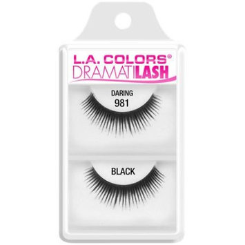 L.A. Colors Dramatilash Daring False Eyelashes