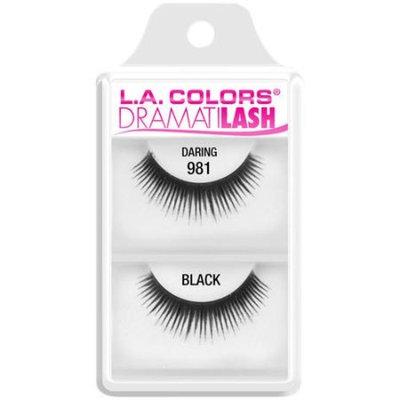 L.A. Colors Dramatilash Daring False Eyelashes