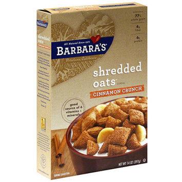 Barbara's Bakery Shredded Oats Cereal 6 Pack
