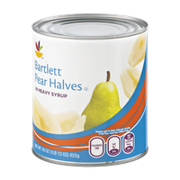 Ahold Bartlett Pear Halves in Heavy Syrup