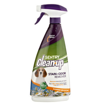 Sentry SENTRYA Clean Up Summer Meadow Scented Stain & Odor Remover