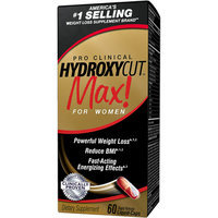 Hydroxycut Max Advanced for Women