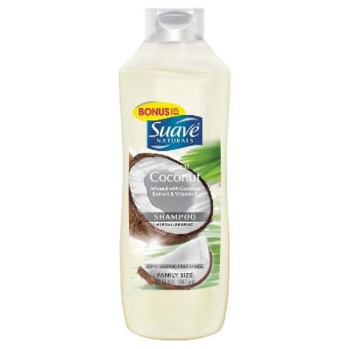 Suave® Essentials Tropical Coconut Shampoo