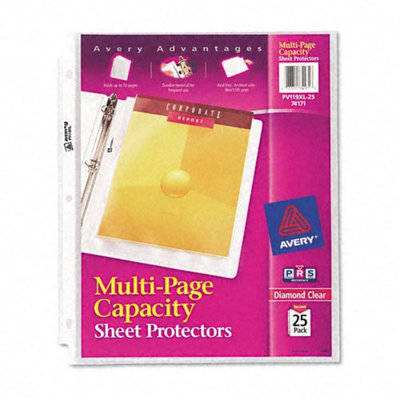 Kmart.com Avery Multi-Page Capacity Sheet Protector