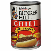 Bunker Hill Spicier Chunky Chili No Beans