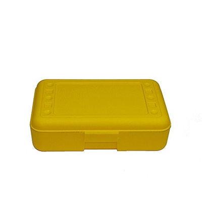 Romanoff Products ROM60203 Pencil Box Yellow