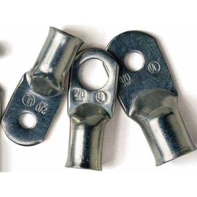 Ancor 252255 4 Ga. 5/16 Tinned Lug (2)